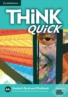 Think 4A Student's Book and Workbook Quick A - Book