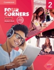 Four Corners Level 2 Student's Book with Online Self-study and Online Workbook - Book