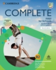 Complete First for Schools Student's Book Pack (SB wo Answers w Online Practice and WB wo Answers w Audio Download) - Book