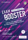 Exam Booster for B1 Preliminary and B1 Preliminary for Schools without Answer Key with Audio for the Revised 2020 Exams : Comprehensive Exam Practice for Students - Book