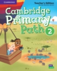 Cambridge Primary Path Level 2 Teacher's Edition American English - Book