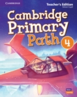 Cambridge Primary Path Level 4 Teacher's Edition American English - Book