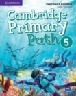 Cambridge Primary Path Level 5 Teacher's Edition American English - Book