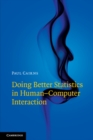 Doing Better Statistics in Human-Computer Interaction - Book