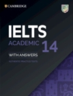 IELTS 14 Academic Student's Book with Answers without Audio : Authentic Practice Tests - Book