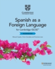 Cambridge IGCSE (TM) Spanish as a Foreign Language Workbook - Book