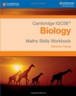 Cambridge IGCSE (R) Biology Maths Skills Workbook - Book