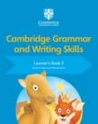 Cambridge Grammar and Writing Skills Learner's Book 3 - Book