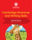 Cambridge Grammar and Writing Skills Learner's Book 4 - Book