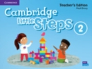 Cambridge Little Steps Level 2 Teacher's Edition American English - Book