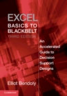 Excel Basics to Blackbelt : An Accelerated Guide to Decision Support Designs - Book
