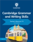 Cambridge Grammar and Writing Skills Teacher's Resource with Cambridge Elevate 7-9 - Book