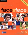 face2face Starter Student's Book with Online Workbook - Book