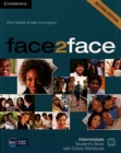 face2face Intermediate Student's Book with Online Workbook - Book