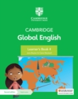 Cambridge Global English Learner's Book 4 with Digital Access (1 Year) : for Cambridge Primary English as a Second Language - Book