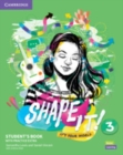 Shape It! Level 3 Student's Book with Practice Extra - Book