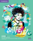 Shape It! Level 4 Combo A Student's Book and Workbook with Practice Extra - Book