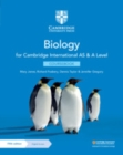 Cambridge International AS & A Level Biology Coursebook with Digital Access (2 Years) - Book