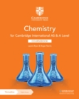 Cambridge International AS & A Level Chemistry Coursebook with Digital Access (2 Years) - Book