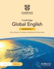Cambridge Global English Workbook 7 with Digital Access (1 Year) : for Cambridge Primary and Lower Secondary English as a Second Language - Book