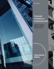 Corporate Innovation & Entrepreneurship, International Edition - Book