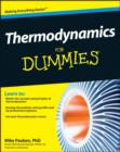 Thermodynamics For Dummies - Book