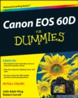 Canon EOS 60D For Dummies - eBook