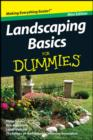 Landscaping Basics For Dummies, Mini Edition - eBook