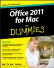 Office 2011 for Mac For Dummies - eBook