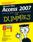 Microsoft Office Access 2007 All-in-One Desk Reference For Dummies - eBook