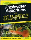 Freshwater Aquariums For Dummies - eBook