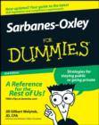 Sarbanes-Oxley For Dummies - eBook