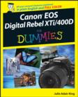 Canon EOS Digital Rebel XTi / 400D For Dummies - eBook