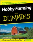 Hobby Farming For Dummies - eBook