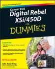 Canon EOS Digital Rebel XSi/450D For Dummies - eBook