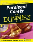Paralegal Career For Dummies - eBook