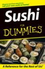 Sushi For Dummies - eBook