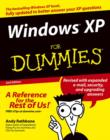 Windows XP For Dummies - eBook