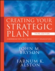 Creating Your Strategic Plan : A Workbook for Public and Nonprofit Organizations - eBook
