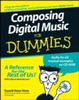 Composing Digital Music For Dummies - eBook