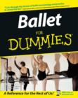 Ballet For Dummies - eBook