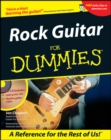 Rock Guitar For Dummies - eBook