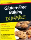 Gluten-Free Baking For Dummies - Book