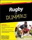 Rugby For Dummies - eBook