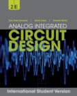 Analog Integrated Circuit Design - Book