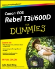 Canon EOS Rebel T3i / 600D For Dummies - eBook