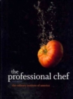 The Professional Chef - Book