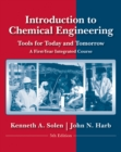 Introduction to Chemical Engineering : Tools for Today and Tomorrow - eBook