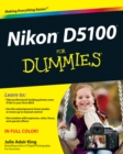 Nikon D5100 For Dummies - eBook