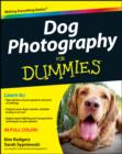 Dog Photography For Dummies - eBook